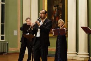 """Eröffnungskonzert: """"Roman Kuperschmidt & Gershwin Quartett"""""""