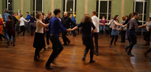 Tantshoyz – Klezmer-Tanz-Abend zum Mittanzen