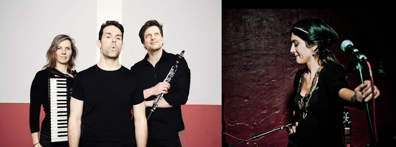 Trio Yas & Cigdem Aslan am Dienstag 01.11.2016 im Objekt5